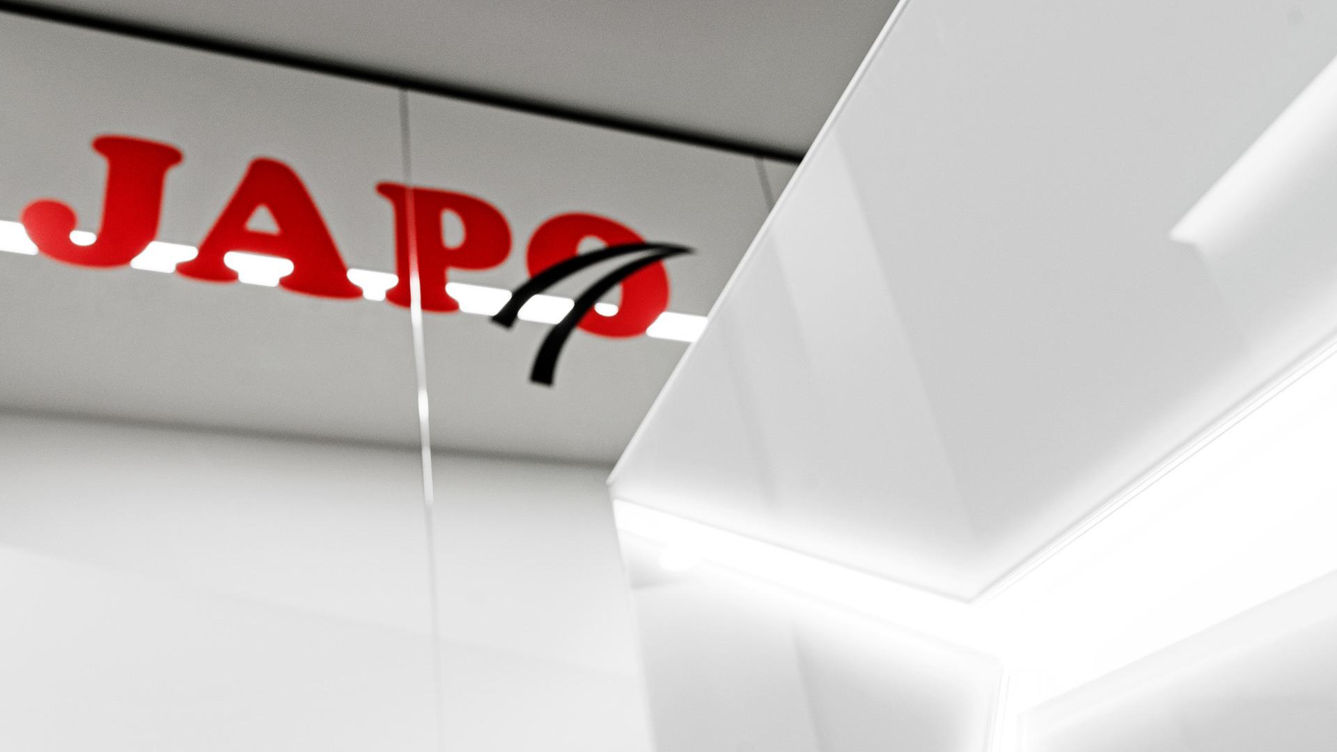 Architektura - interiér, recepce, logo